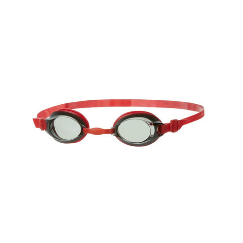 Speedo Jet junior Goggles, Junior One Size (Red/Smoke) - Prokicksports.com