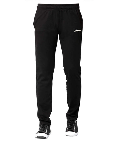 Li-Ning Quick Dry Moisture Management Junior Sports Trackpant Black - Best Price online Prokicksports.com