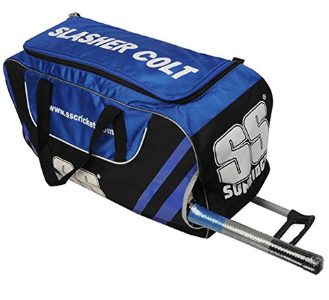 SS Cricket Slasher Colt Kit Bag - Prokicksports.com