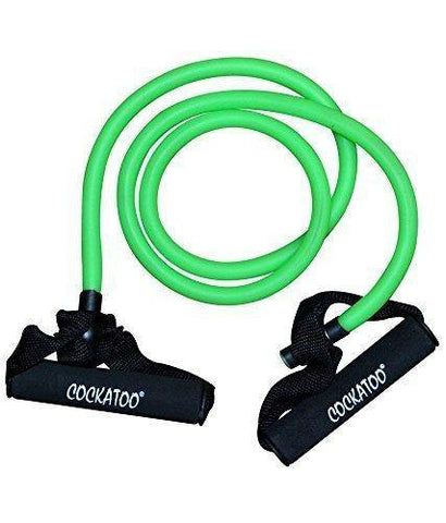 Cockatoo Toning Tube - Hard Resistance - Green (Level 3) - Best Price online Prokicksports.com