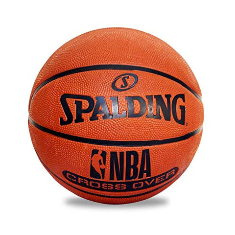 Spalding Crossover NBA Basketball (Orange) - Best Price online Prokicksports.com