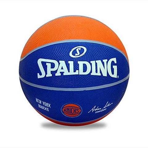 Spalding New York Knicks Basketball, Size 7 (Multicolor) - Best Price online Prokicksports.com