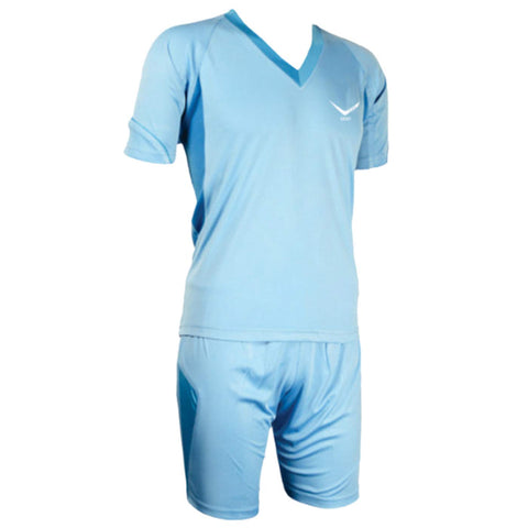 Vicky Soyuz Football Jersey Set, Sky Blue - Best Price online Prokicksports.com