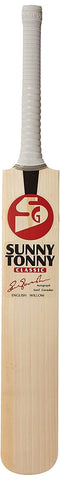 SG Sunny Tonny Classic English Willow Cricket Bat - Best Price online Prokicksports.com