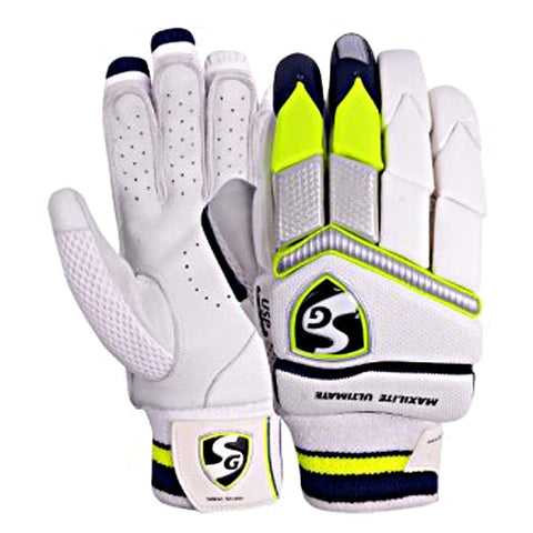 SG Maxilite Ultimate Right Hand Batting Gloves - Best Price online Prokicksports.com