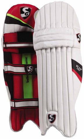 SG VS 319 Spark Batting Leg Guards - Best Price online Prokicksports.com