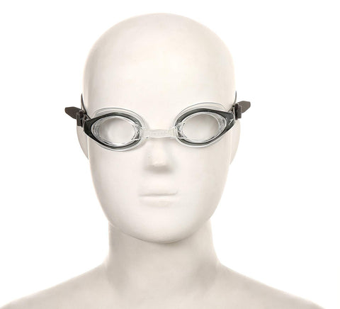Speedo Unisex - Junior Mariner Swimming Goggles - Silver Clear - Prokicksports.com