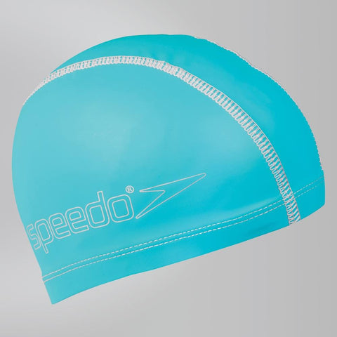 Speedo Junior Pace Swimming Cap, Kids Free Size (Blue) - Best Price online Prokicksports.com