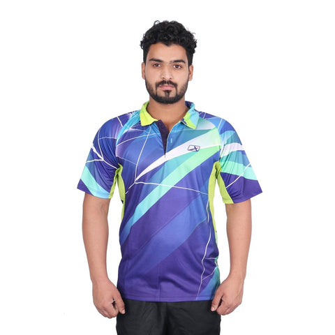 Vector X VRS-001 Polyester Half Sleeves T-Shirt, Men's - Best Price online Prokicksports.com