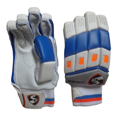 SG Litevate Right Hand Batting Gloves - Best Price online Prokicksports.com