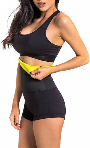 Prokick Slimming Belt Waist Shaper for Men & Women - Best Price online Prokicksports.com