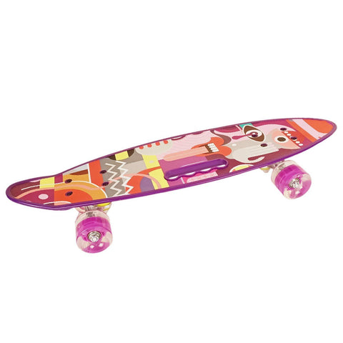 Prokick Junior Skateboard Fibre Multicolor - Best Price online Prokicksports.com