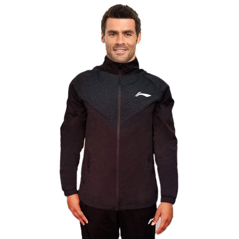 Li-Ning Active Sports Jacket Junior - Grey - Best Price online Prokicksports.com