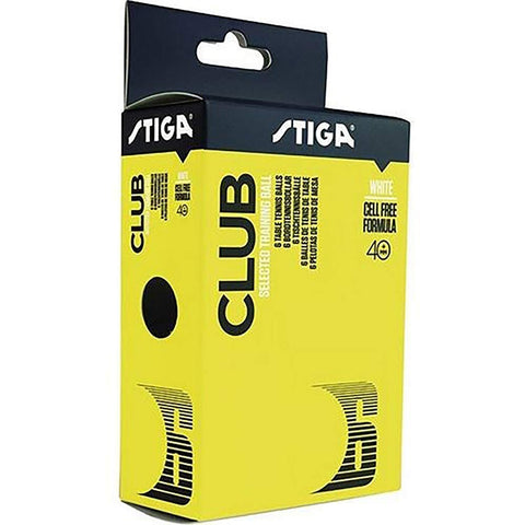 Stiga Cup Club 40+ Table Tennis Ball - Best Price online Prokicksports.com