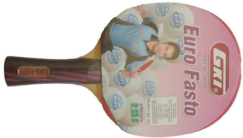 GKI Euro Fasto Table Tennis Racquet - Best Price online Prokicksports.com