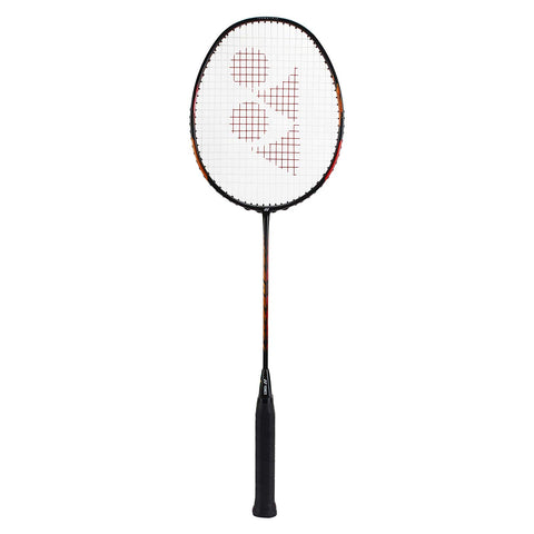 Yonex Duora 33 Graphite Badminton Racquet, G4-4U (Orange/Red) - Best Price online Prokicksports.com