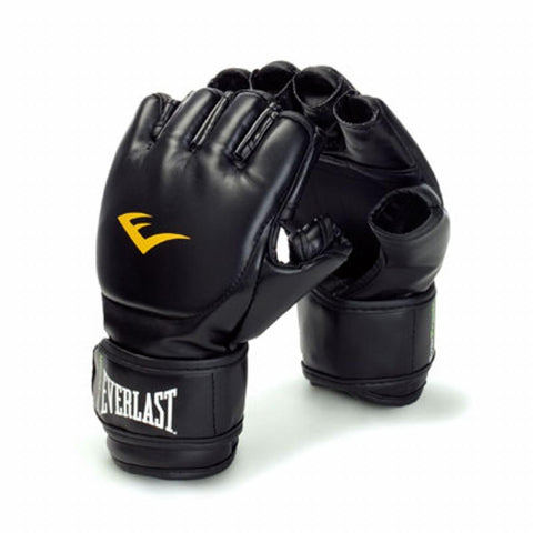 Everlast 7560 Grappling Gloves (Black) - Best Price online Prokicksports.com