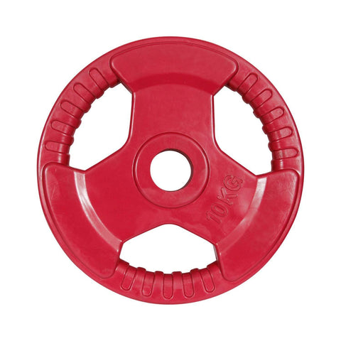 Prokick 3 Cut Finger Grip Color Gym Plate Purple - Best Price online Prokicksports.com