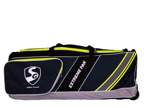 Sg Extremepak Cricket Kitbag- With Wheels - Prokicksports.com