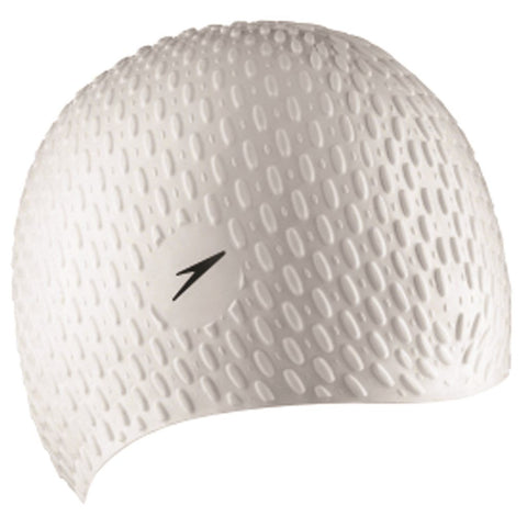 Speedo Bubble Swim Cap, Adult - Best Price online Prokicksports.com