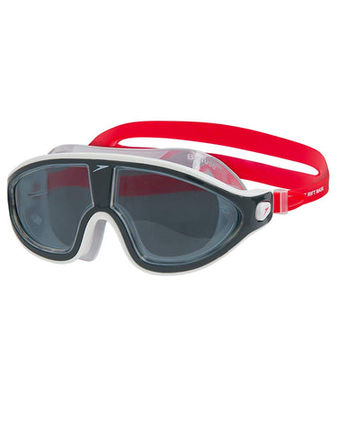 Speedo Rift Mask V2 Goggle (Red/Smoke) - Best Price online Prokicksports.com
