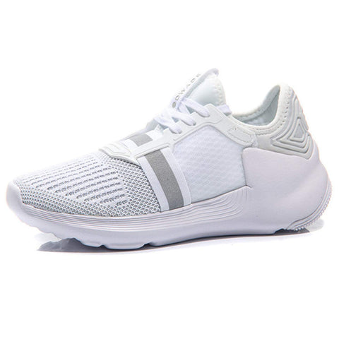 Li-Ning ABCM012-3 Female Basketball Shoes, Basic White/Grey - Best Price online Prokicksports.com