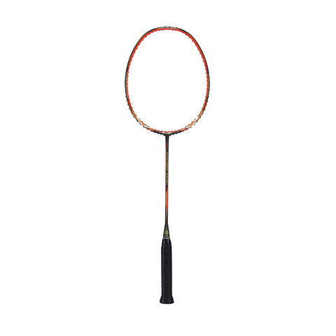 Li-Ning Super Series SS 88 Plus Badminton Racquet, Grip S2 (Dark Grey/Orange) - Best Price online Prokicksports.com