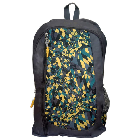 Prokick 30 Ltrs Lite Weight Waterproof Casual Backpack | School Bag, Grey - Prokicksports.com