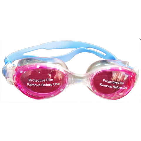 Swimming Goggle, Purple/Clear - Best Price online Prokicksports.com