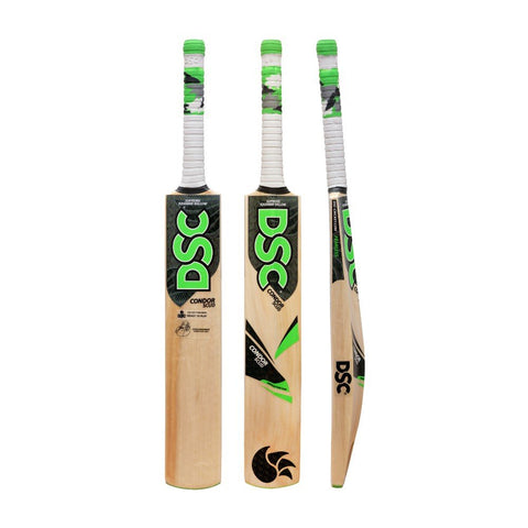 DSC Condor Scud Kashmir Willow Cricket Bat Short Handle Mens - Best Price online Prokicksports.com