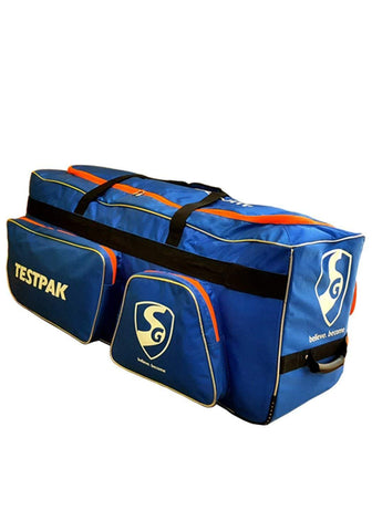 SG Testpak Cricket Kit Bag - Best Price online Prokicksports.com