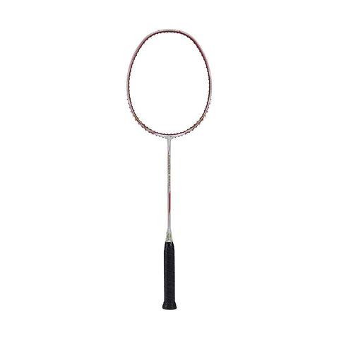 Li-Ning Super Series SS 88 Plus Badminton Racquet, Grip S2 (White/Red) - Best Price online Prokicksports.com