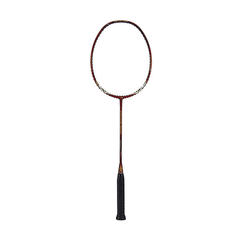 Li-Ning Super Series SS 88 Plus Badminton Racquet, Grip S2 (Red/Black) - Best Price online Prokicksports.com