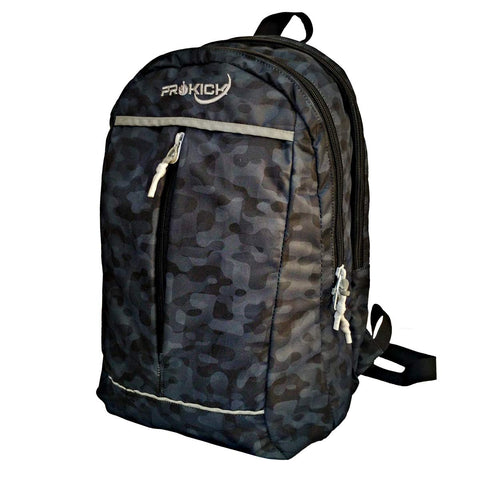 Prokick 30L Waterproof Casual Backpack | School Bag - Camo - Prokicksports.com