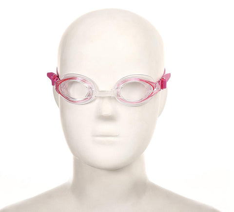 Speedo Unisex - Junior Mariner Swimming Goggles - Pink Clear - Best Price online Prokicksports.com