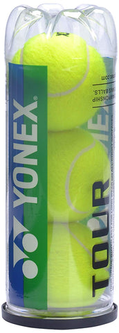 Yonex Tour Tennis Balls, Pack of 3 - Best Price online Prokicksports.com