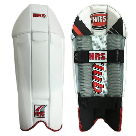 HRS Club Wicket Keeping Legguard - Best Price online Prokicksports.com
