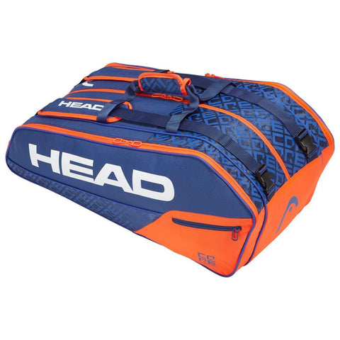 Head Core 9R Supercombi Kit Bag (Blue/Orange) - Best Price online Prokicksports.com
