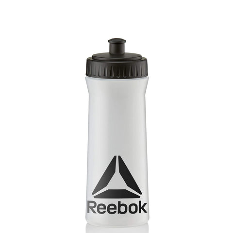 Reebok Water Bottle, Clear/Black - 500 ML - Best Price online Prokicksports.com