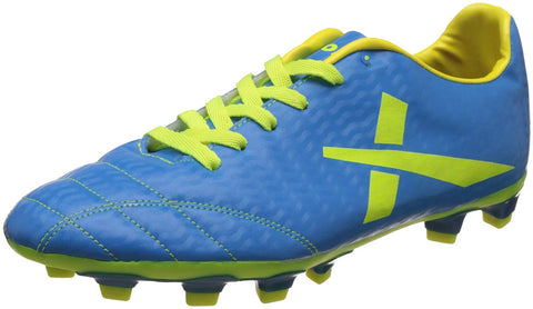 Vector X NXG Football Studs (Green-Blue) - Best Price online Prokicksports.com
