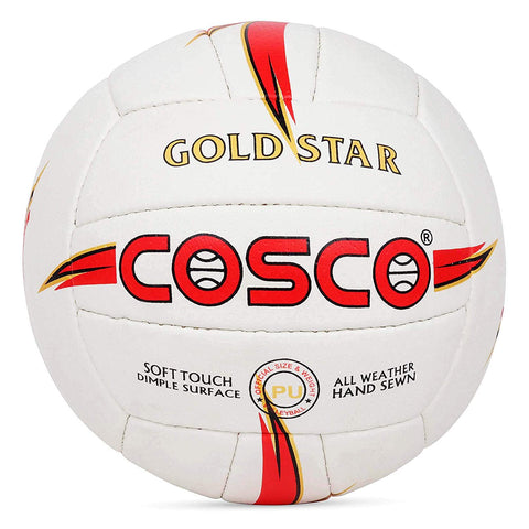 Cosco Gold Star Volley Ball, Size 4 - Prokicksports.com