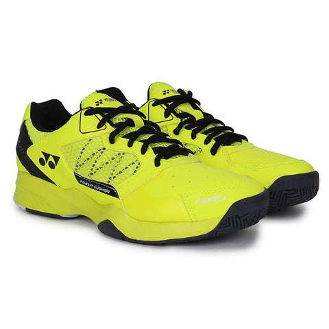 Yonex Lumio2 Professional Power Cushion Tennis Shoes - Lime Yellow - Best Price online Prokicksports.com