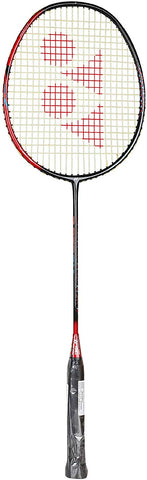 Yonex Astrox Smash Light Weight Badminton Racquet Black/Flash Red - Best Price online Prokicksports.com
