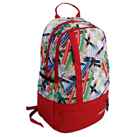 Prokick Elements 26 Ltrs Casual Laptop Backpack - Crayon - Prokicksports.com