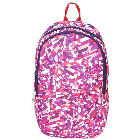 Prokick 30 Ltrs Lite Weight Waterproof Casual Backpack | School Bag, Pink - Prokicksports.com