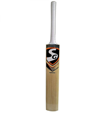 SG Ventura Kashmir Willow Cricket Bat, Short Handle - Best Price online Prokicksports.com