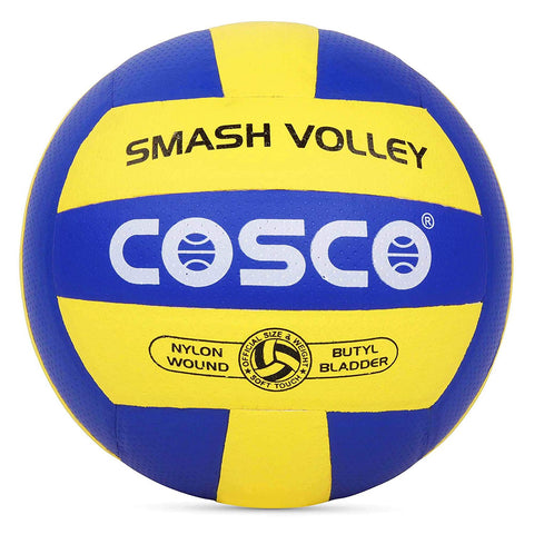 Cosco Smash Volley Ball, Size 4 - Best Price online Prokicksports.com