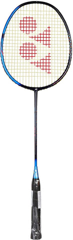 Yonex Astrox Smash Light Weight Badminton Racquet (73g/G4) (Navy White Blue) - Best Price online Prokicksports.com