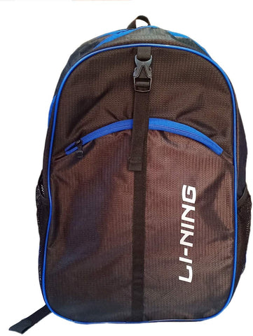Li-Ning Sports Kitbag - Black Blue - Best Price online Prokicksports.com