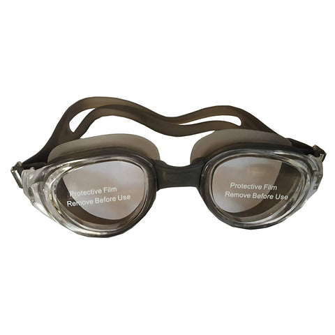 Viva Sports Swimming Goggles, Smoke - Best Price online Prokicksports.com